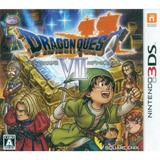Juego Digital Nintendo 3ds Dragon Quest 7 Tienda