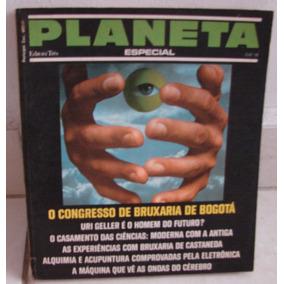 Especial Planeta - Congresso De Bruxaria De Bogotá - 145 Pgs