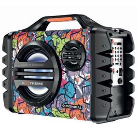 Caixa De Som Amplificadora, 120w Rms, Bluetooth