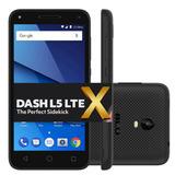 Smartphone Blu Dash L5x 4g Quadcore 1g Ram Lancamento 2018
