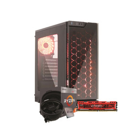 Pc Edge Ryzen 3 2200g A320m Hd 8gb Bls Kg120gb Kc400 4 Fan