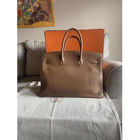 d82b43c2b9d Hermès Birkin 35 Camell Original