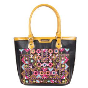 Cartera Nicole Lee Cartera Ianeke Mirrored Shopper Bag