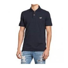 c702903883 Camisa Polo Hollister + Sacola Pronta Entrega - Calçados