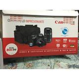 Camara Canon Eos Rebel T6 Nueva