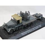 Tanque Flakvierling Semioruga 1942 1/72 Ixo Die Cast Metal