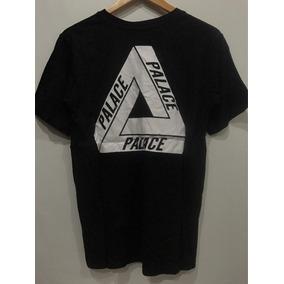 Playera Palace Skateboards Logo Black.   550 bc27d3ab532b6
