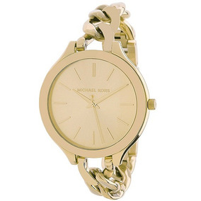 05ee9de38301 Reloj Para Dama Michael Kors Collection Mk3222 Slim Runway - Reloj ...