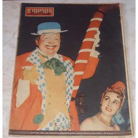 O Mundo Ilustrado Nº 12 - Mar/1957 - Nelson Rodrigues