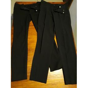 Pantalones De Vestir Zara 400 Cada Uno. 005240be7119