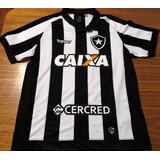 Camisa Botafogo Rj Usada Brasileirão 2017 Rodrigo Pimpão  7 ad3a67492b262