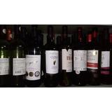 Botellas De Vino Verdes - Vacias (b762)