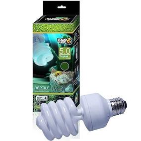 Lampada Uva/uvb 5.0 26w Para Répteis Tropicais - 110v