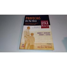 2489 Livro Profecias Do Pai Rico Robert T. Kiyosaki Campus