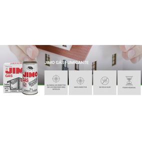 Jimo Gas Fumigante Domèstica