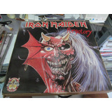 Lp Iron Maiden - Purgatory - Duplo - Série Especial 10 Anos
