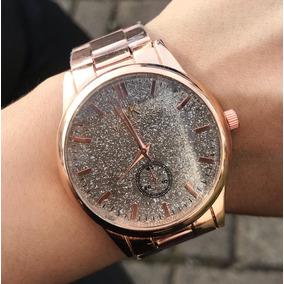 Relógio Michael Kors 5155 Gold - Joias e Bijuterias no Mercado Livre ... 13fc920650