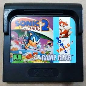 Jogo Sonic 2 The Hedgehog Game Gear Sega Original Retrô Fita