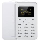 Mini Teléfono Tamaño Tarjeta De Credito