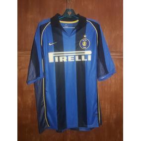 Camiseta Ronaldo Inter - Camiseta del Inter de Milan para Adultos en ... 25e23ff6b9c81