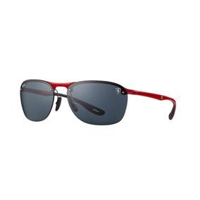 1b66a83e9 Oculos Rayban Espelhado Masculino Vermelho - Óculos no Mercado Livre ...