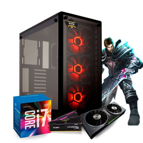 Pc Gamer I7 7700 / Rtx 2070 / Ssd 480gb / 32gb