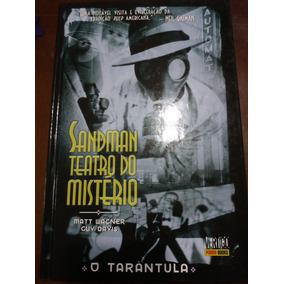 Sandman Teatro Do Mistério