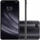 Smartphone Xiaomi Mi8 Lite Midnight Black 4gb Ram 64gb 24mp