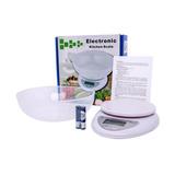 Balança Barata Digital 5kg Alta Precisão Para Cozinha Casa