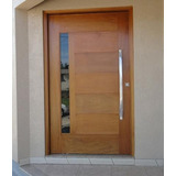 Porta Pivotante 214x90 Montada Sala Entrada