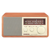 Radio San 1 Wr-11 De Madera 19019