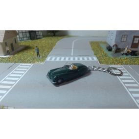 Chaveiro Mini Carro Jagura Antigo Alemanha,suporte Nr.4045
