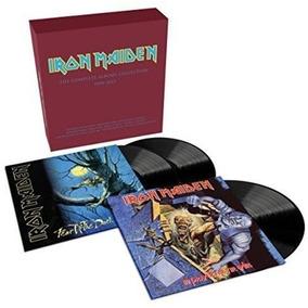 Iron Maiden Collectors Box Vinil 1990-2015- Novo- Frete Grát