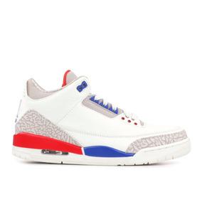 Tenis Jordan Air Jordan 3 Retro (charity Game) Con Caja