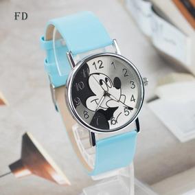 Relógio Adolescente Infantil Mickey Mouse