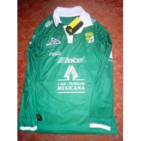 2379c33f8a4 Jersey León Pirma 2014 No Pumas America Chivas Retro