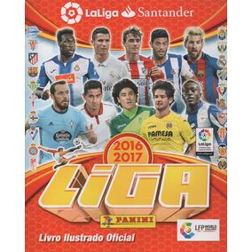 Album Figurinhas 2016 2017 Futebol - Álbuns no Mercado Livre Brasil c0d218f3601
