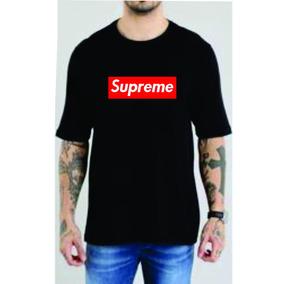 Camiseta Camisa Supreme Na Promoção! 86b4b83bfc3