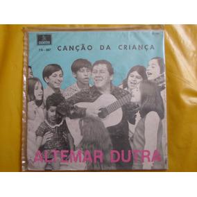 Compacto Altemar Dutra 1969 - Brasil De Amanhã