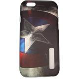 Protector Antigolpe Iphone 6s O 6g Capitán America