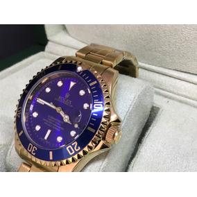 Relógio Masculino Azul Qualidade Premium