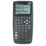 Calculadora Grafica Hp 50 G