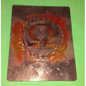 God Of War - 5 Jogos Omega Steelbook Mídia Física Olympus