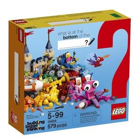 Lego Classic Fondo Del Oceano