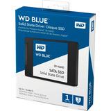 Disco Ssd 1tb Western Digital Blue Wds100t2b0a Sata 2.5