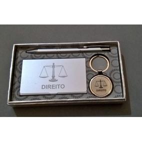 Formatura Ki Com Caneta+chaveiro+porta Cartão