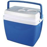 Caixa Térmica Mor 26 Litros, Azul
