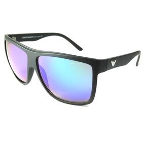 96100a329130c Oculos Lente Azul De Sol Armani - Óculos no Mercado Livre Brasil