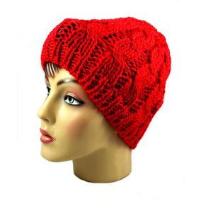 7b0822e02e6ab Gorro Touca Em Crochê Feminino - Acessórios da Moda no Mercado Livre ...