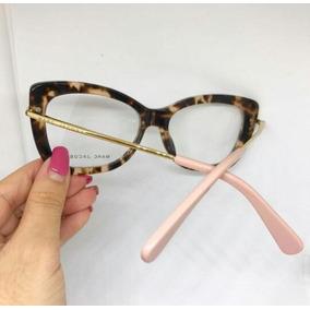 Oculos De Grau Quadrado Feminino Grande Marc Jacobs - Óculos no ... 7a5b27b2c8